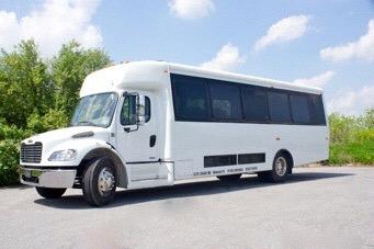 27 Passenger Freightliner Coach